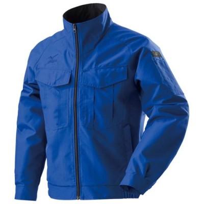 ミズノ メンズ タフブレーカージャケット[ユニセックス] 25サーフブルー M ウエア ジャケット・ブルゾン C2JE8190
