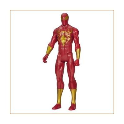 Marvel Ultimate Spider-Man Titan Hero Series Iron Spider Figure - 12 Inch【並行輸入品】