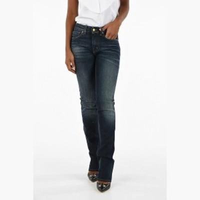 MIH JEANS/エムアイエイチジーンズ デニムパンツ Blue レディース Denim Stone Washed ARAL Jeans dk