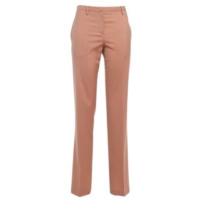 ヌメロ ヴェントゥーノ N°21 パンツ ローズピンク 44 バージンウール 100% パンツ