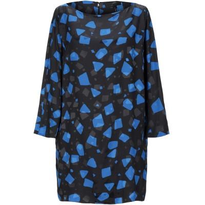 マーク ジェイコブス MARC JACOBS ミニワンピース&ドレス ブルー 2 レーヨン 100% ミニワンピース&ドレス