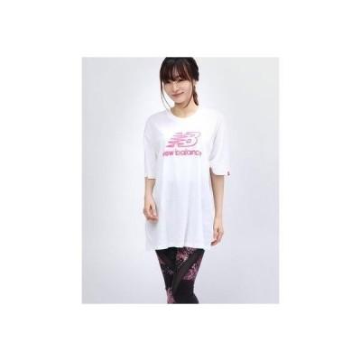 ニューバランス new balance レディース 半袖Tシャツ WT01537 WT01537