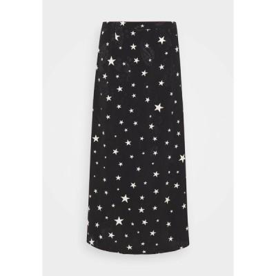 ファビエンヌ シャポット スカート レディース ボトムス HALL COCO SKIRT - Pencil skirt - black/warm white