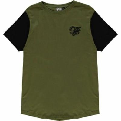 D555 メンズ Tシャツ トップス Demarcus T-Shirt Khaki