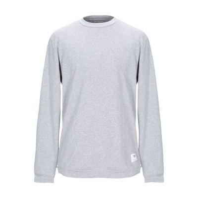 ダニエレ アレッサンドリーニ オム DANIELE ALESSANDRINI HOMME スウェットシャツ ライトグレー XL コットン 95% /