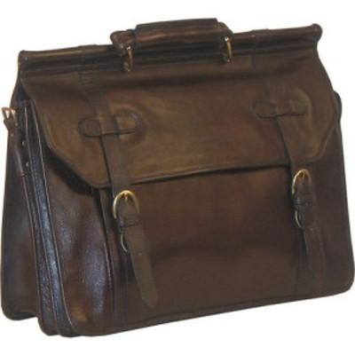 スカーリー Scully メンズ ビジネスバッグ・ブリーフケース バッグ Overnight Workbag 164 Chocolate