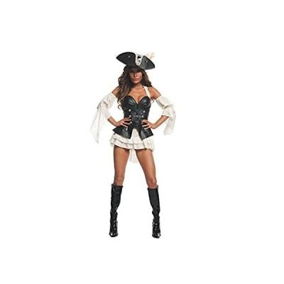 Starline Women's Black Pearl Pirate Costume (Medium)