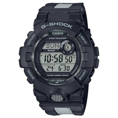 取寄品 CASIO腕時計 カシオ G-SHOCK ジーショック デジタル表示 カレンダー 丸形 GBD-800LU-1JF 人気モデル メンズ腕時計 送料無料