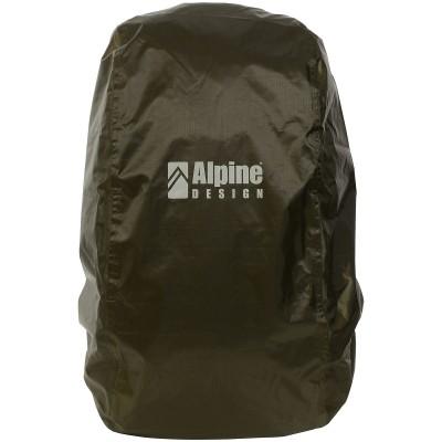 Alpine DESIGN (アルパインデザイン) ザックカバー 30-40 FREE OLV ADA-Y20-014-054 KHK