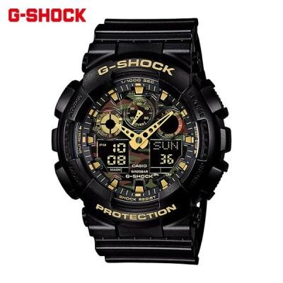 カシオ Gショック 腕時計 ジーショック CASIO G-SHOCK メンズ 迷彩 防水 国内正規品 bk ptn