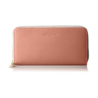 [ツモリチサト] 財布 トリロジー レディース ピンクベージュ