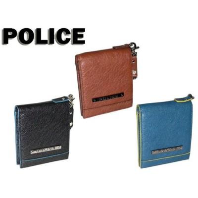 ポリス POLICE 二つ折り財布/2つ折財布 モデスト MODEST 0271 tor03
