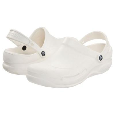 クロックス Crocs レディース シューズ・靴 Specialist Enclosed (Unisex) Pearl White