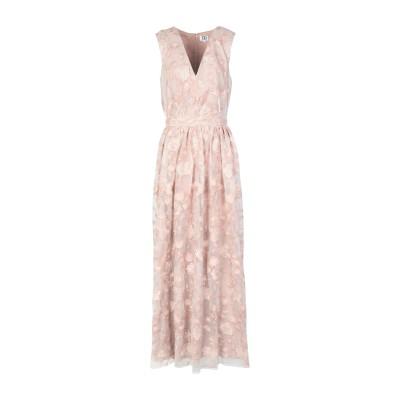 TRUE DECADENCE ロングワンピース&ドレス ホワイト 10 ポリエステル 100% ロングワンピース&ドレス