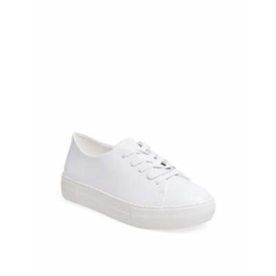 ピュアネイビー レディース シューズ スニーカー Arah Leather Low Top Sneaker