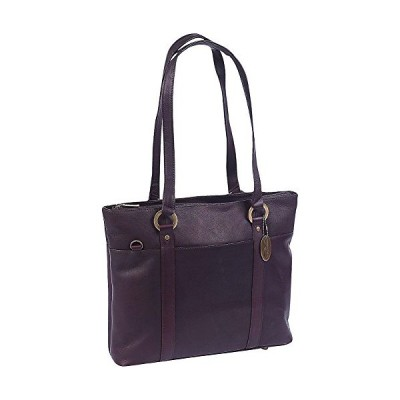 Claire Chase Ladies Computer Bag, Cafe, One Size 並行輸入品