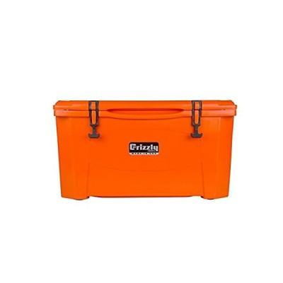 特別価格Grizzly 60 Cooler, Orange, G60, 60 QT好評販売中
