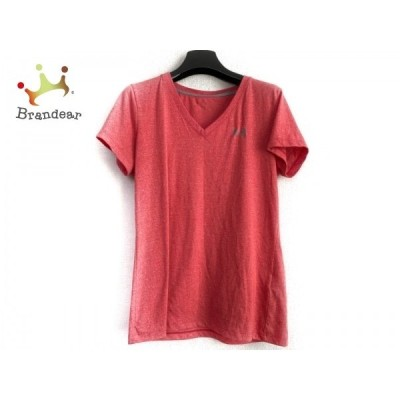 アンダーアーマー UNDER ARMOUR 半袖Tシャツ サイズMD レディース ブラウン 新着 20200318