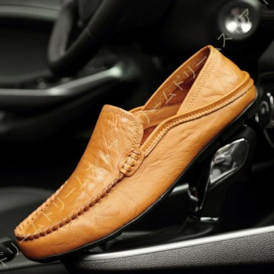 ローファー スリッポン メンズ ビジネスシューズ 紳士靴 ドライビング ローカット 靴 ストレートチップ ウォーキング シューズ カジュアルシューズ 防滑