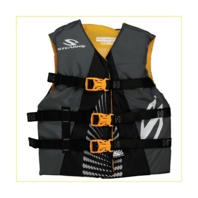 Coleman Youth Extra Long Watersports Life Vest XL-Gold 30000