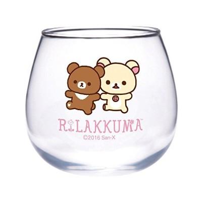 リラックマ コップ ゆらゆらグラス コリラックマとチャイロイコグマ RM-4857