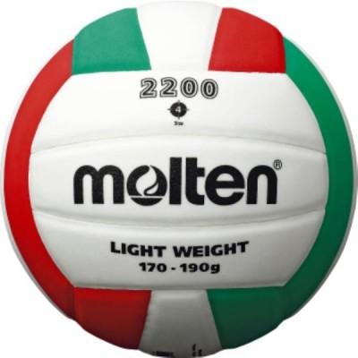 モルテン(Molten) バレーボール2200 軽量4号 V4C2200-L