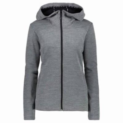cmp シーエムピー フィットネス 女性用ウェア ジャケット cmp woman-jacket-fix-hood