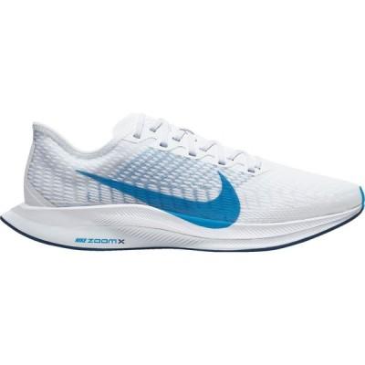 ナイキ Nike メンズ ランニング・ウォーキング シューズ・靴 Zoom Pegasus Turbo 2 Running Shoes White/Blue