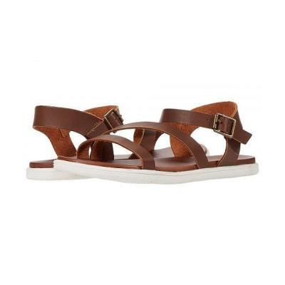 MIA エムアイエー レディース 女性用 シューズ 靴 サンダル Wae - Cognac