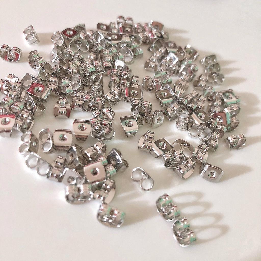 (加購)台灣製316醫療鋼蝴蝶金屬耳堵 一個價