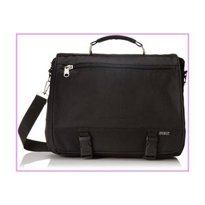 【送料無料】Everest Portfolio Briefcase, Black, One Size【並行輸入品】