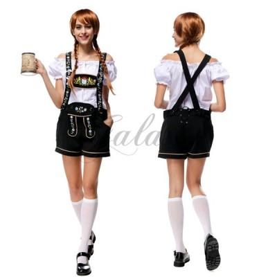 ハロウィン ビールガール ドイツ メイド 民族衣装 コスプレ衣装 ps2705(ps2705)(ps2705)
