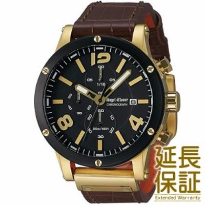 【正規品】Angel Clover エンジェルクローバー 腕時計 EVC46YBK-BW メンズ EXVENTURE エクスベンチャー クロノグラフ