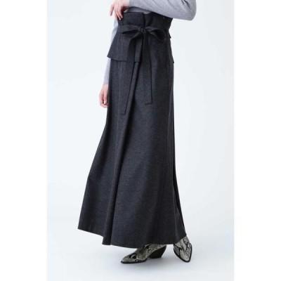 ADORE / アドーア ウールスムースフレアースカート