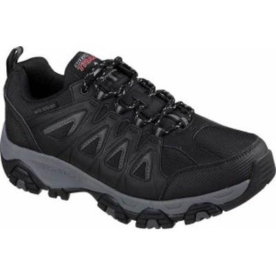 スケッチャーズ メンズ スニーカー シューズ Men's Skechers Terrabite Trail Shoe Black/Charcoal
