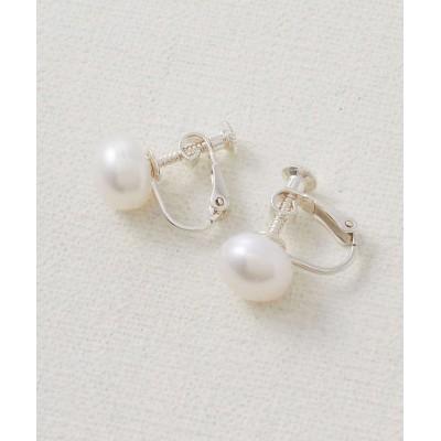 (collex/コレックス)【Pisceans/ピッシェアンス】Freshwater pearl Earri/レディース シルバー