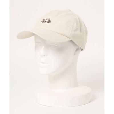 HIKA / FRUIT OF THE LOOM/(U)FTL LOGO PIGMENT LOW CAP WOMEN 帽子 > キャップ