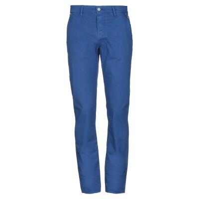 ロイ ロジャース ROŸ ROGER'S パンツ ブルー 29 コットン 97% / ポリウレタン 3% パンツ