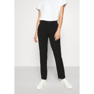 オンリー カジュアルパンツ レディース ボトムス ONLEMILY VELMA PANT  - Trousers - black