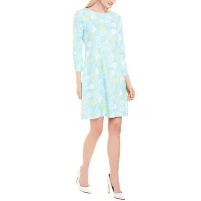 メリーエム ワンピース トップス レディース Melly M Shift Dress turquoise