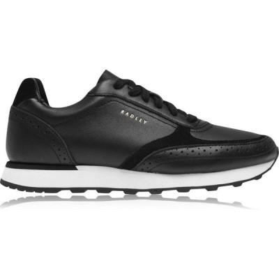 ラドリー Radley レディース スニーカー シューズ・靴 Haven Runners Black