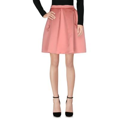 BETTY BLUE ひざ丈スカート パステルピンク 40 ポリエステル 100% ひざ丈スカート