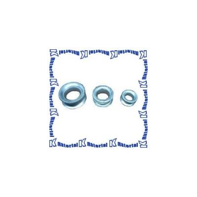 架材産業(NKN) 架線材料 引留金具 丸型シンブル 溝径14mm 亜鉛メッキ 鋼撚線 8sq以下向け [48181]