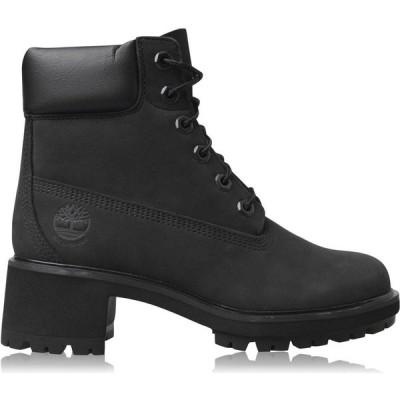 ティンバーランド Timberland レディース ブーツ シューズ・靴 Kinsley Boot Black