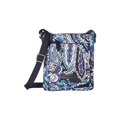 ヴェラブラッドリー Cross body Bag レディースVera Bradley Iconic RFID Mini Hipster | Deep Night Paisley