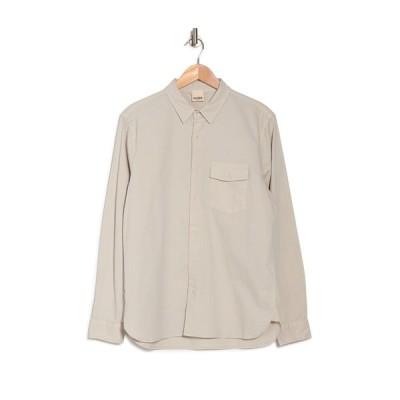 ボールドウィンデニム メンズ シャツ トップス Greer Slim Fit Shirt STON