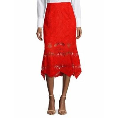 ジョナサンシンカイ レディース スカート Embroidered Lace Skirt
