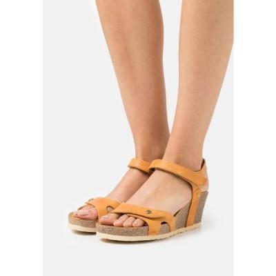 レディース 靴 シューズ JULIA BASICS - Platform sandals - vintage