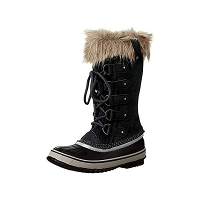 Sorel Joan of Arctic Boot - Women's Black (Stone), Size 8.5