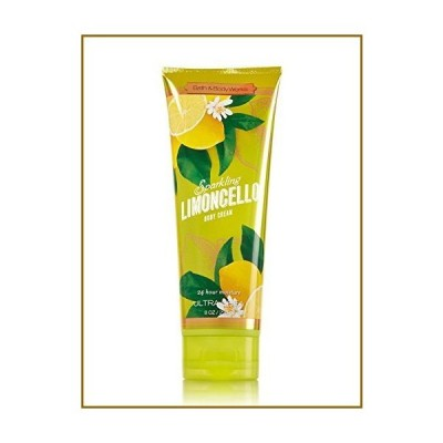 Bath & Body Works Ultra Shea Cream Sparkling Limoncello【並行輸入品】
